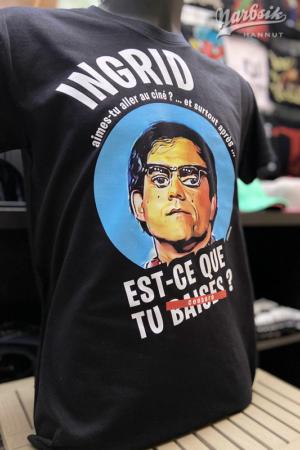 T-Shirt : Ingrid – Les Inconnus