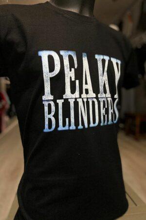 T-Shirt : Peaky Blinders – modèle 1