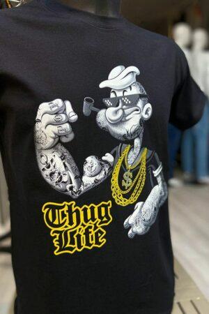 T-Shirt : Thug Life