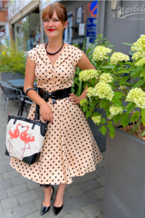 FLORENCE DRESS POLKA DOT