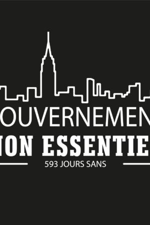 T-Shirt : Gouvernement