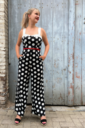 DOTTY ABOUT YOU PLAYSUIT