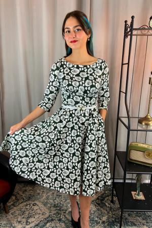 EMELDA FLORAL SWING DRESS