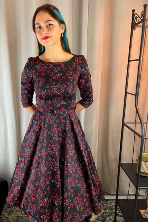 ROSELYN SWING DRESS